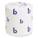 LAGASSE, INC. BWK6180 Two-Ply Toilet Tissue, White, 4 1/2 X 3 Sheet, 500 Sheets/roll, 96 Rolls/carton