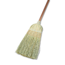 UNISAN BWK932YEA Warehouse Broom, Yucca/corn Fiber Bristles, 42