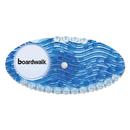Boardwalk BWKCURVECBL Curve Air Freshener, Cotton Blossom, Blue, 10/Box