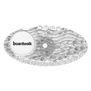 Boardwalk BWKCURVEMANCT Curve Air Freshener, Mango, Clear, 10/BX, 6 BX/CT