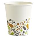 Boardwalk BWKDEER10HCUP Deerfield Printed Paper Hot Cups, 10 oz, 1000/Carton