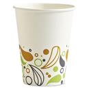 Boardwalk BWKDEER12HCUP Deerfield Printed Paper Hot Cups, 12 oz, 1000/Carton
