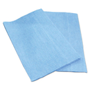 Boardwalk BWK-F420QCB EPS Towels, Unscented, 13 x 21, Blue, 150/Carton