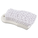 Boardwalk BWKFSCBWH Scrub Brush, White Polypropylene Fill, 6