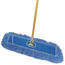 Boardwalk BWKHL245BSPC Looped-End Dust Mop Kit, 24 x 5, 60