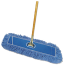 Boardwalk BWKHL365BSPC Looped-End Dust Mop Kit, 36 x 5, 60