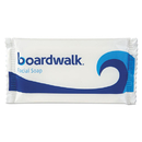 Boardwalk BWKNO12SOAP Face and Body Soap, Flow Wrapped, Floral Fragrance, # 1/2 Bar, 1000/Carton