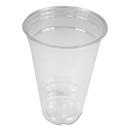 Boardwalk PET20 Clear Plastic Cold Cups, 20 oz, PET, 1000/Carton