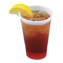 Boardwalk BWKTRANSCUP5PK Translucent Plastic Cold Cups, 5oz, 100/pack