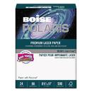BOISE CASCADE PAPER CASBPL0211 Polaris Premium Laser Paper, 97 Bright, 28lb, 8 1/2 X 11, White, 500 Sheets