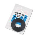 CHARTPAK/PICKETT CHABG6201M Graphic Chart Tape, 1/16