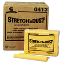 Chix CHI0413 Stretch 'n Dust Cloths, 12 3/5 X 17, Yellow, 400/carton