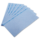 Chix CHI8251 Food Service Towels, 13 X 24, Blue, 150/carton