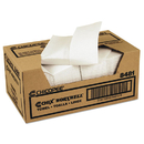 Chix CHI8481 Worxwell General Purpose Towels, 13 X 15, White, 100/carton