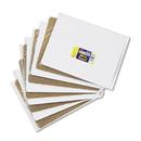 THE CHENILLE KRAFT COMPANY CKC988110 Unruled Student Dry-Erase Board, Melamine, 12 X 9, White, 10/set