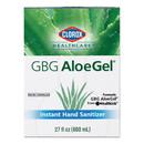 Clorox Healthcare CLO32376 GBG AloeGel Instant Gel Hand Sanitizer, 800 mL Bag-in-a-Box, 12/Carton