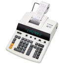 Canon CNM9933B001 Cp1213diii 12-Digit Heavy-Duty Commercial Desktop Printing Calculator, 4.8 L/sec