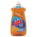 Ajax CPC49860CT Dish Detergent, Liquid, Antibacterial, Orange, 52 Oz, Bottle, 6/carton