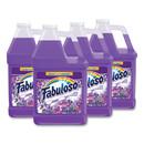Fabuloso CPC53058 Multi-use Cleaner, Lavender Scent, 1 gal Bottle, 4/Carton