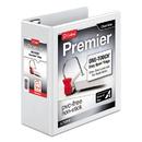 CARDINAL BRANDS INC. CRD10340 Easy-Open Clearvue Extra-Wide Locking Slant-D Binder, 4