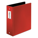CARDINAL BRANDS INC. CRD18848 Premier Easy Open Locking Round Ring Binder, 3