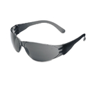 Crews CRWCL112 Checklite Scratch-Resistant Safety Glasses, Gray Lens