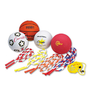 CHAMPION SPORT CSIUPGSET2 Physical Education Kit W/seven Balls, 14 Jump Ropes, Assorted Colors