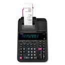 Casio DR-120R-BK DR-120R Printing Calculator, 2 Print, 3.5 Lines/Sec