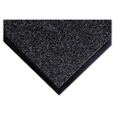 CROWN MATS & MATTING CWNFN0035GY Fore-Runner Outdoor Scraper Mat, Polypropylene, 36 X 60, Gray