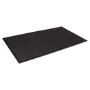 CROWN MATS & MATTING CWNSSR310CH Super-Soaker Wiper Mat W/gripper Bottom, Polypropylene, 34 X 119, Charcoal