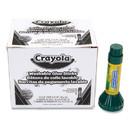 Crayola CYO561228 Washable Glue Stick, 0.35 oz, Dries Clear, Dozen