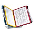 Durable DBL536000 Vario Reference Desktop System, 10 Panels