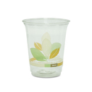 SOLO Cup DCCRTP12BARECT Bare Eco-Forward Rpet Cold Cups, 12-14 Oz, Clear, 50/pack, 1000/carton