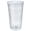 SOLO Cup DCCTC32 Ultra Clear Pete Cold Cups, 32 Oz, Clear, 300/carton