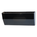 DEFLECTO CORPORATION DEF50102 Oversized Magnetic Wall File Pocket, Legal/letter, Smoke