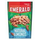 Emerald 109142 Natural Almonds, 5 oz Bag, 6/Carton