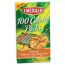 Emerald DFD54325 100 Calorie Pack Walnuts And Almonds, .56oz Packs, 7/box