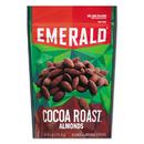 Emerald DFD86364 Cocoa Roasted Almonds, 5 Oz Pack, 6/carton
