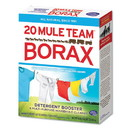 Dial DIA 00201 20 Mule Team Borax Laundry Booster, Powder, 4 lb Box, 6 Boxes/Carton