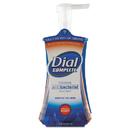 Dial Professional DIA02936EA Antimicrobial Foaming Hand Soap, Liquid, Original Scent, 7.5oz Pump Bottle