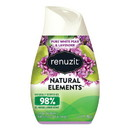 Renuzit 05362CT Adjustables Air Freshener, Pure White Pear and Lavender, 7 oz Cone, 12/Carton