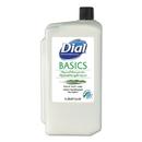 Dial DIA06046 Basics Liquid Hand Soap, Rosemary & Mint, 1000ml Refill, 8/carton