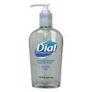 Dial Professional DIA82834 Antimicrobial Soap For Sensitive Skin, 7.5oz Decor Pump Bottle, 12/carton