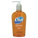 Dial Professional DIA84014EA Gold Antimicrobial Soap, Floral Fragrance, 7.5oz Pump Bottle