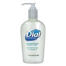 Liquid Dial DIA84024 Antimicrobial Soap W/moisturizers And Vitamin E, 7.5oz Decor Pump, 12/carton