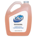 Dial Professional DIA99795CT Antimicrobial Foaming Hand Soap, Original Scent, 1gal., 4/carton