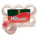 Duck DUC0007496 Heavy-Duty Carton Packaging Tape, 3
