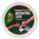 Duck DUC1289275 Permanent Foam Mounting Tape, 3/4