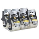 Duck 284983 MAX Packaging Tape with Dispenser, 1.5