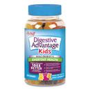 Digestive Advantage DVA90125 Kids Probiotic Gummies, Natural Fruit Flavors, 80/Bottle